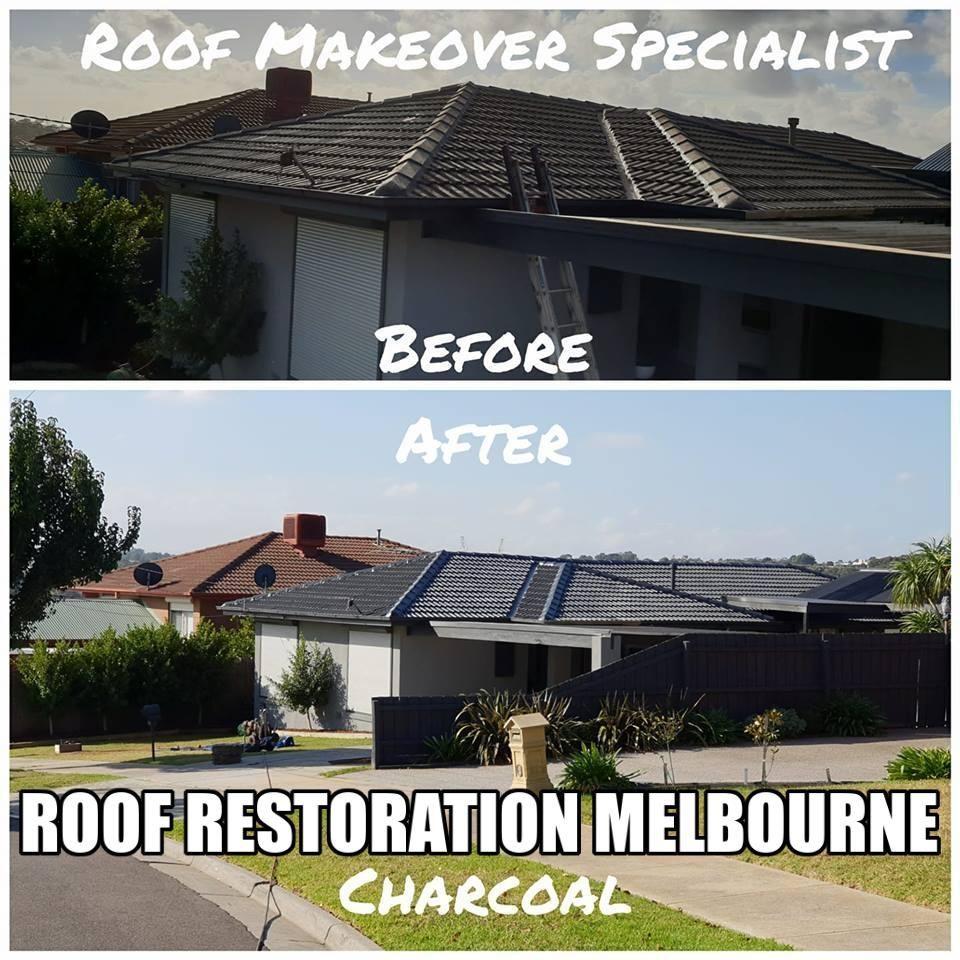 Roof Restoration Melbourne In 2020 Roof Restoration Colorbond Roof Roof Paint