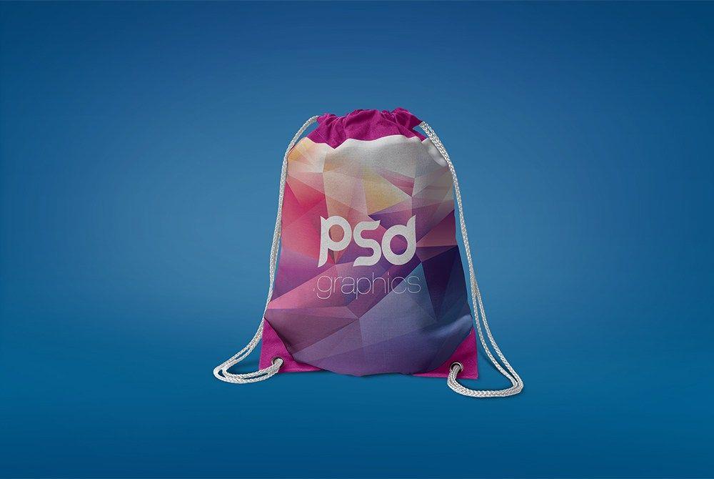 Download Drawstring Bag Mockup Free Psd Bag Mockup Mockup Free Psd Free Mockup