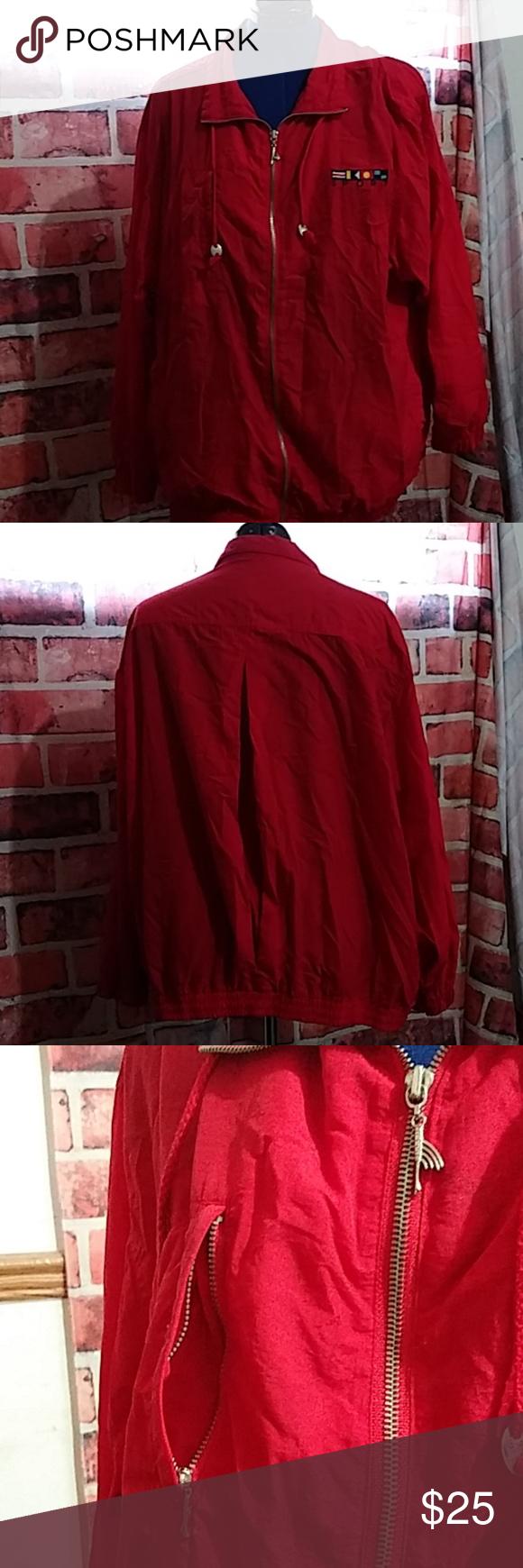 Women S Catalina Red Windbreaker 083 Red Windbreaker Lightweight Jacket Womens Coats Jackets Women [ 1740 x 580 Pixel ]