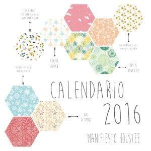 calendario 2016 imprimible