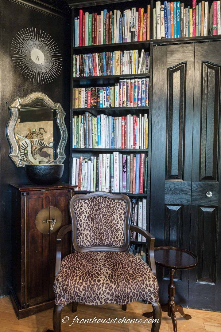 Living Room Library Design Ideas: Cozy Reading Room Ideas: 15 Creative Small Home Library