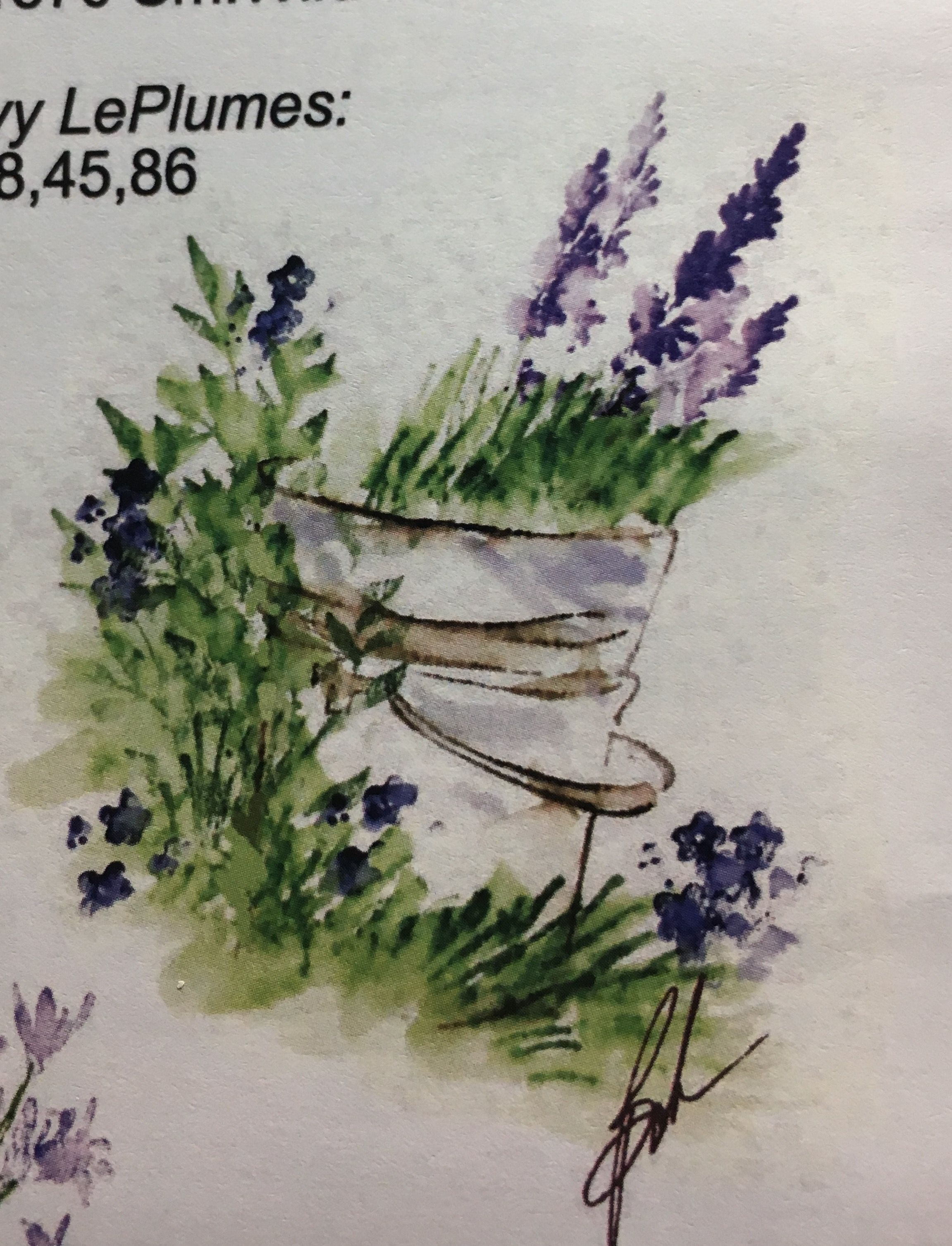 Art Impressions Watercolor Markers Catalog Photo Garden Pail Art Impressions Stamps Art Impressions Cards Iris Painting