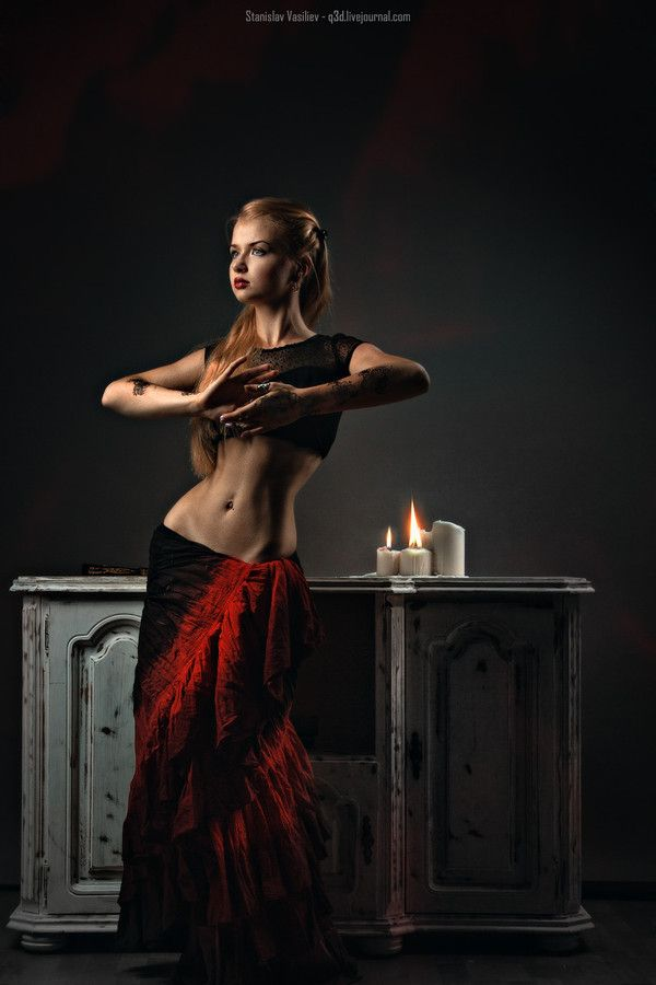 Tribal Dancer by Stanislav Vasiliev on 500px