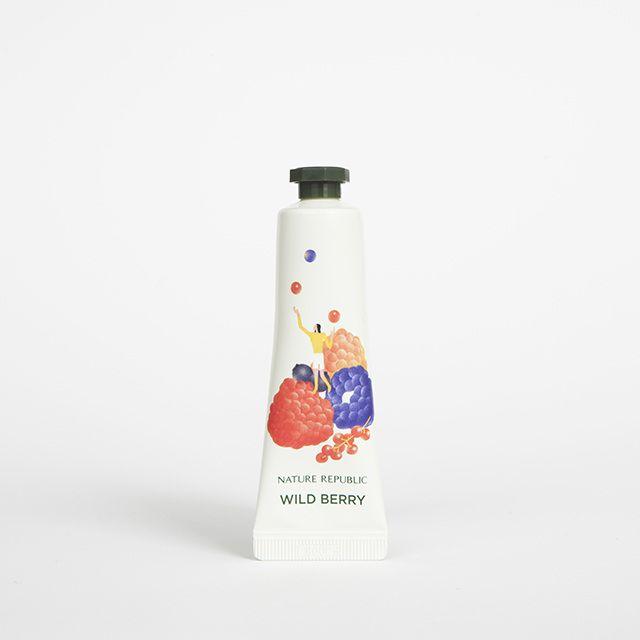 NATURE REPUBLIC / HAND CREAM PACKAGE - fingerfruitlab