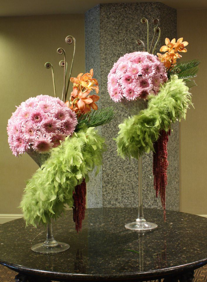 Florists how to translate trends floral designs