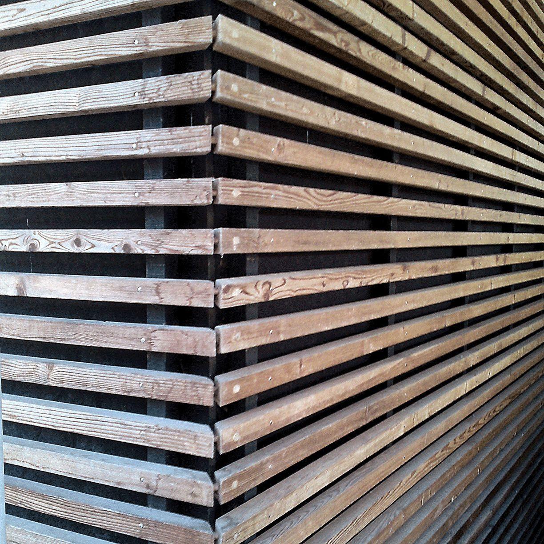 Holzfassade Detail detail einer holzfassade eines einfamilienhauses bad segeberg