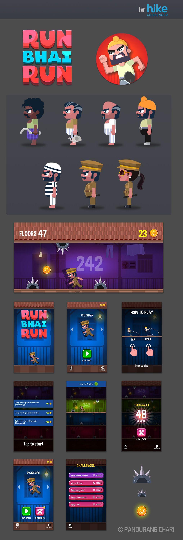 Game Chawl Mumbai Characters Platform Art Design Game Art Art