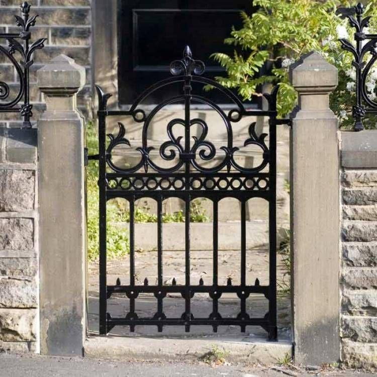 Porte De Jardin En Fer Nouveau Acheter Porte Rack En Fer forgé ...