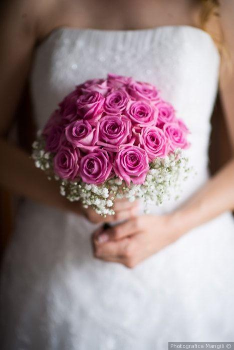 Bouquet Sposa Fucsia.9 Consigli Imprescindibili Per Scegliere Il Vostro Bouquet