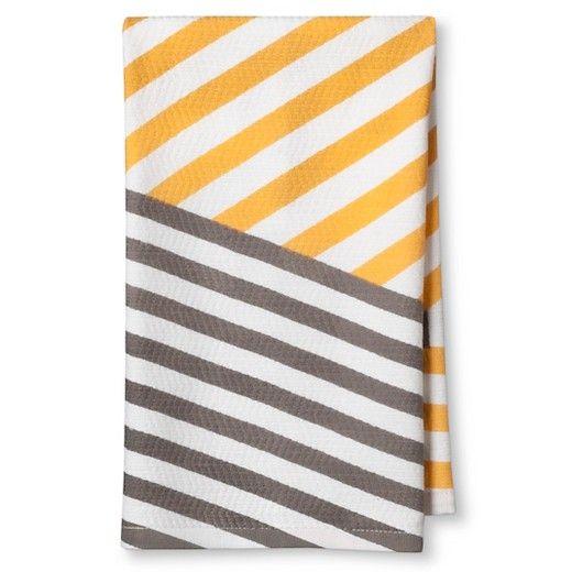 Yellow Kitchen Textiles Towel - Room Essentials™ : Target