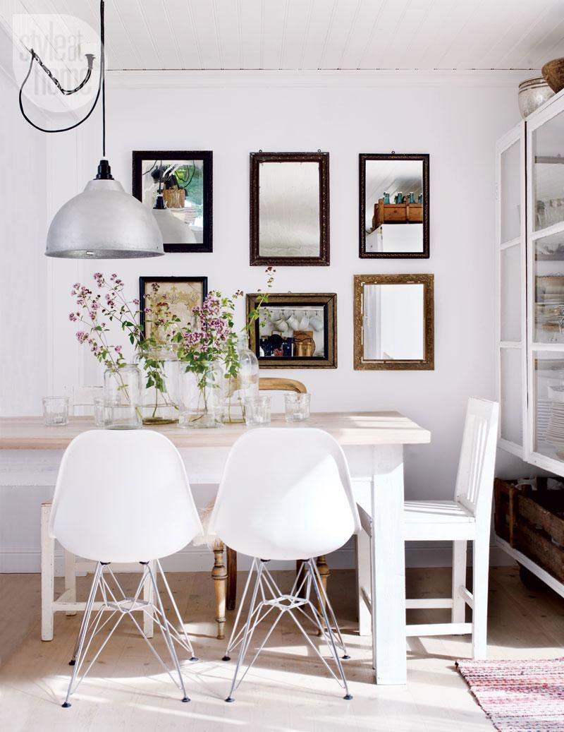 House Tour Scandinavian Country Style Style At Home Vintage Dining Table Trending Decor Country Style Homes