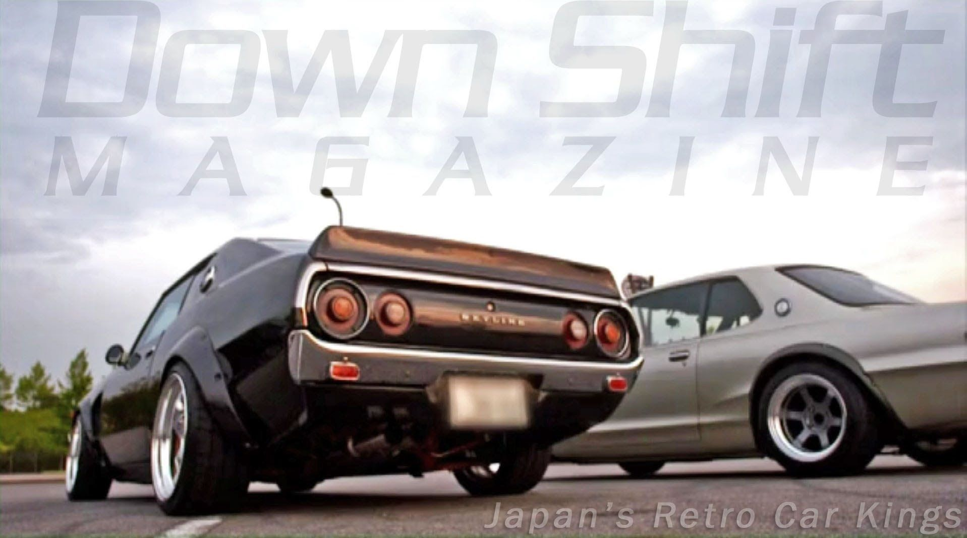 Japan S Retro Car Kings Saving Classic Japanese Automotive