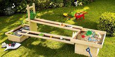 toom kreativwerkstatt wasserspielplatz pitsch patsch kinderspielzeug pinterest. Black Bedroom Furniture Sets. Home Design Ideas