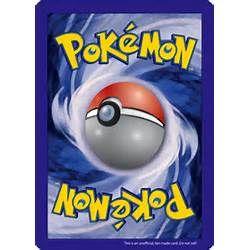 Pokemon Card Back 250 250 Pokemon Birthday Pokemon Party