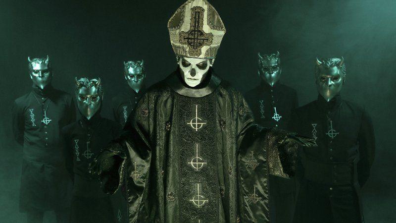 Папа Эмеритус Признал, Что «Ghost» – Его Сольный Проект ...