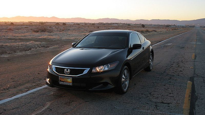 The 10 Most Stolen Vehicles in the United States Honda