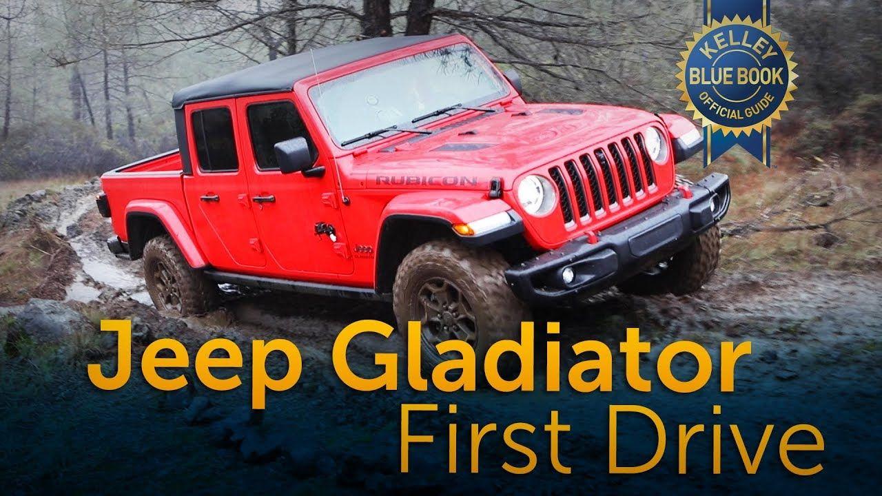 2020 Jeep Gladiator First Drive Jeep gladiator, Jeep