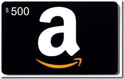 Enter to WIN $500 AMAZON GIFT CARD from PriceJot -- Ends 12/07/2014.