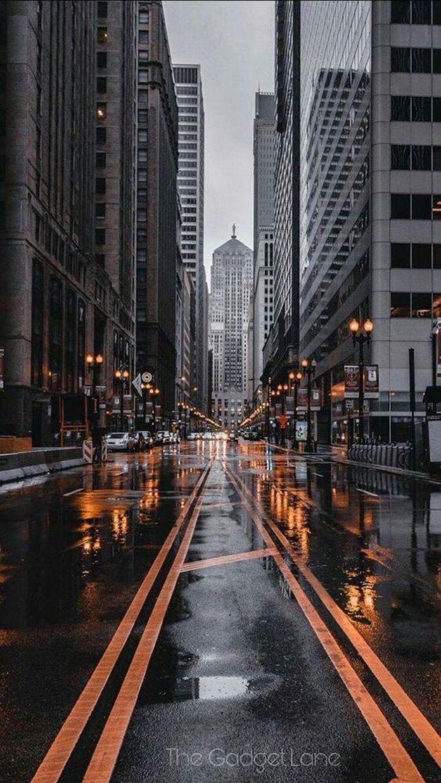 Street City Travel Wallpaper Pemandangan Fotografi Alam Gambar Kota