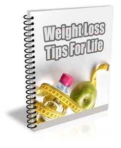 The Weight Loss Tips for Life Newsletter will provide you with proven, effective information, tips and advice that will help you learn how to stay on track and reach your weight loss goals more effectively.