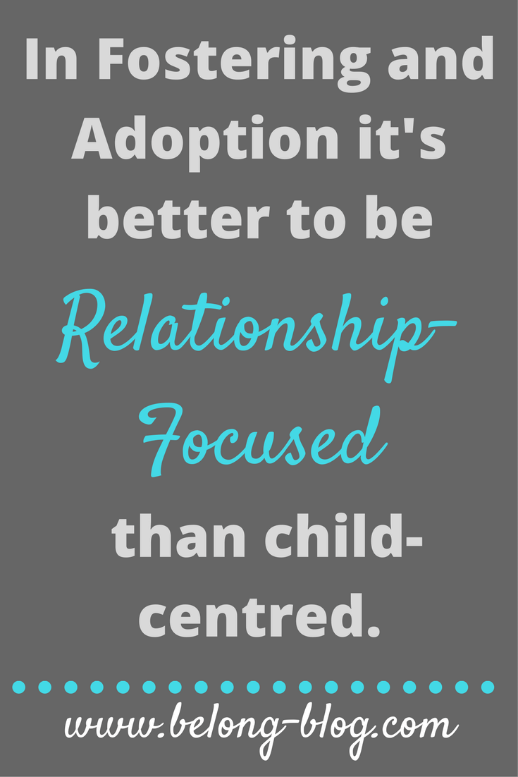 Adoption Quotes Relationshipfocused Or Childcentred In Fostering And Adoption