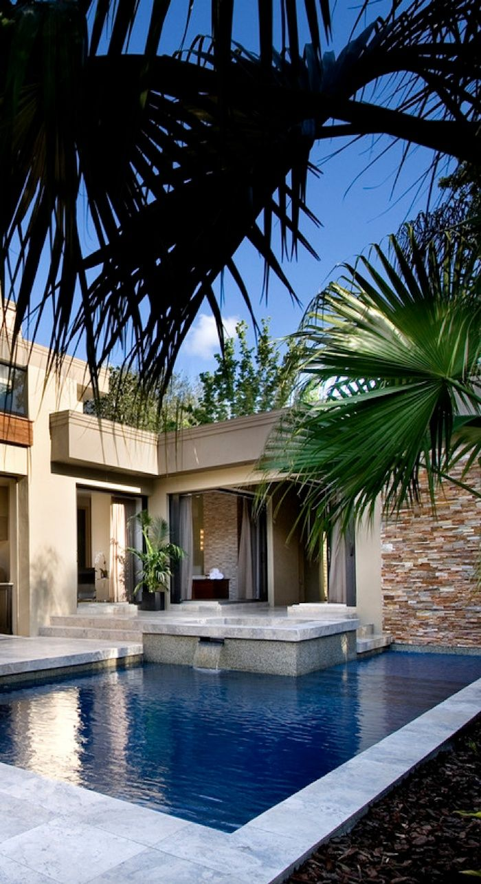 House Great pool design In My