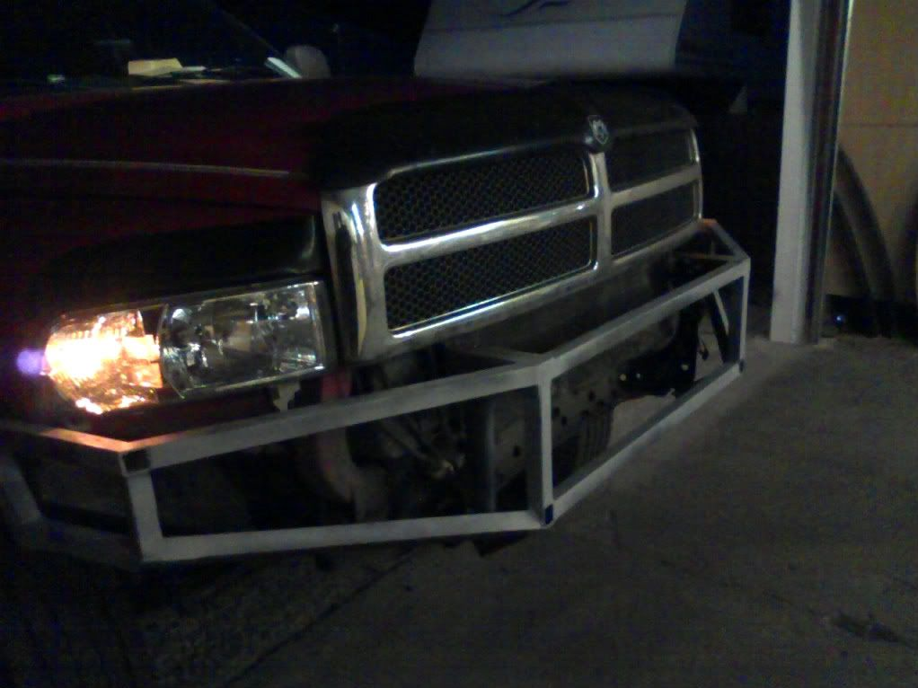 Build Your Own Bumper Plans Dodge Cummins Diesel Forum Custom Truck Bumpers Truck Bumpers Dodge Truck Bumpers