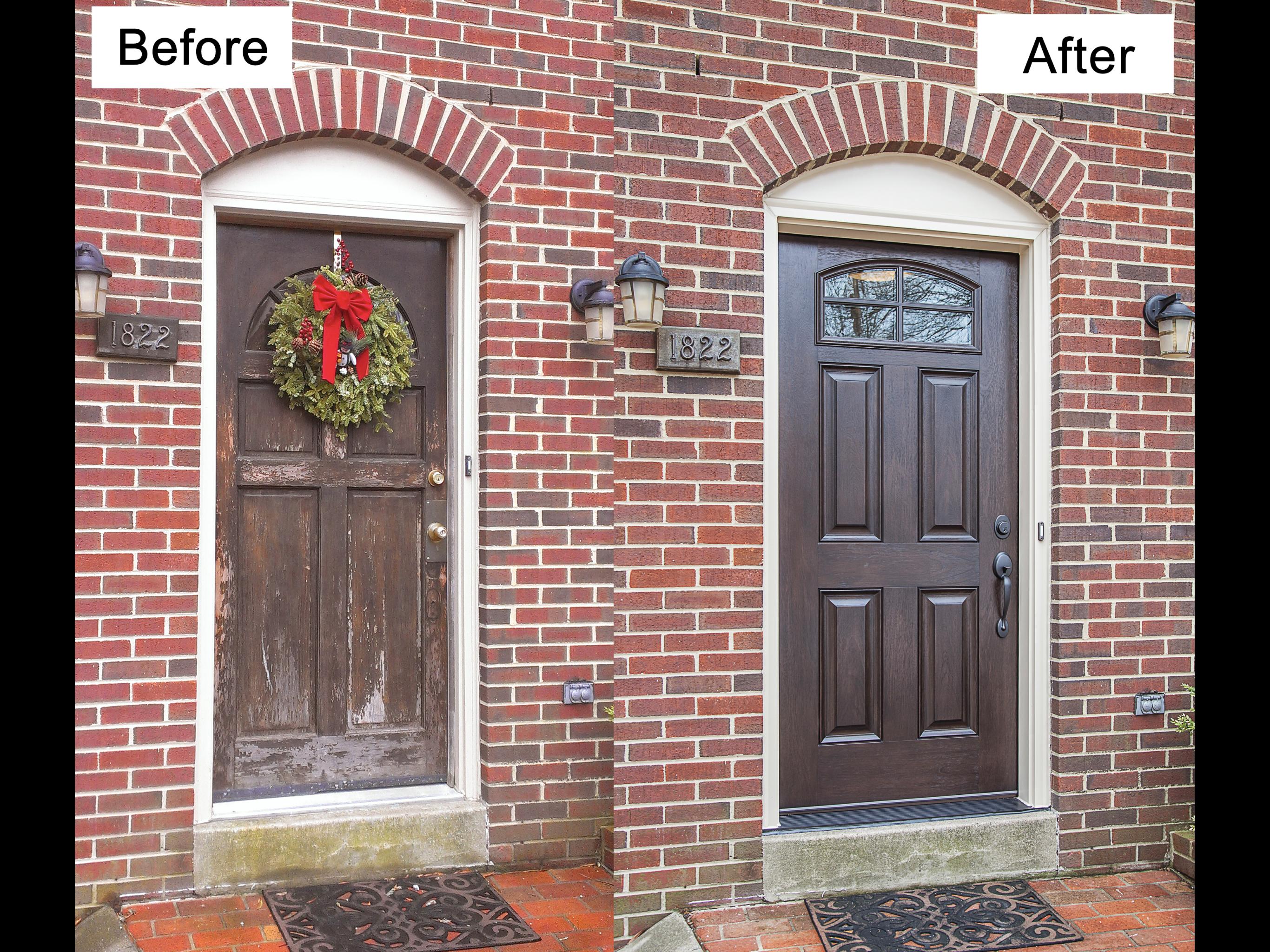 Pin By Mike Seacrist On Windows Doors Specialists Cleveland Oh Front Door Options Fiberglass Door Doors