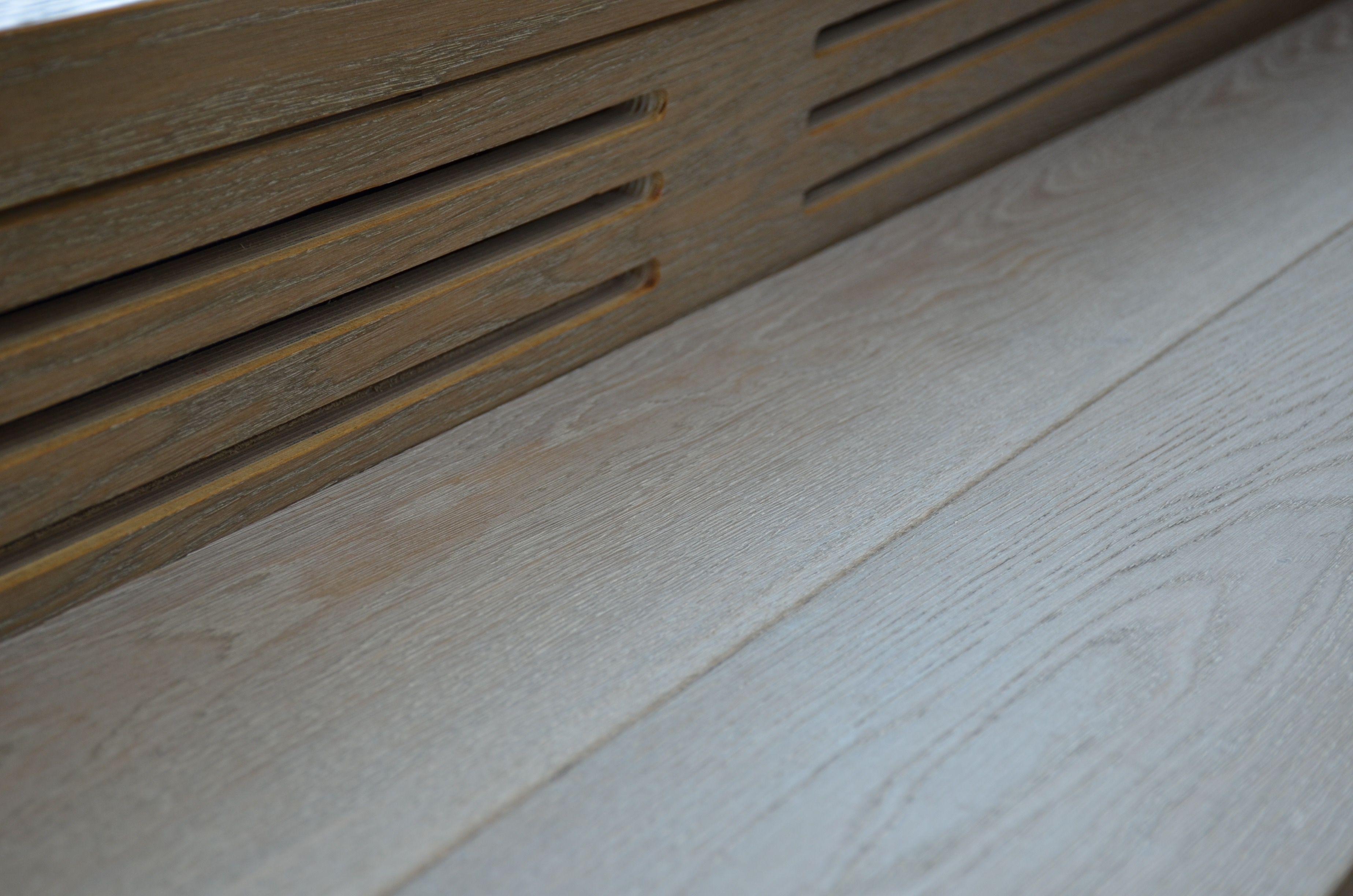 Best Bespoke Stair Treads And Air Vents In European Oak 400 x 300