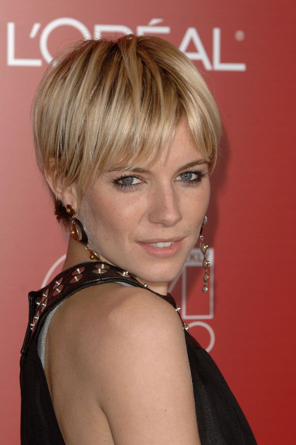 Celebrity Short Hairstyles Pleasing Pinanne Rimmen On Hair  Pinterest