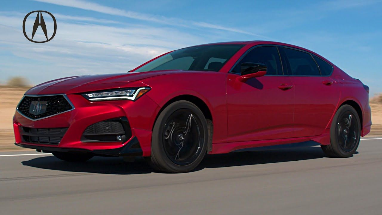 2021 Acura Tlx In 2020 Sports Sedan Acura Tlx Acura
