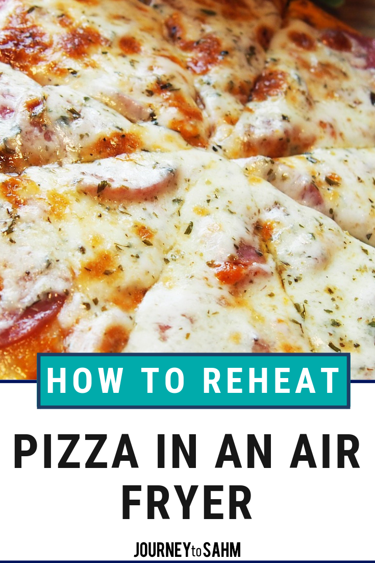 Reheat Pizza in an Air Fryer the Right Way for Cri