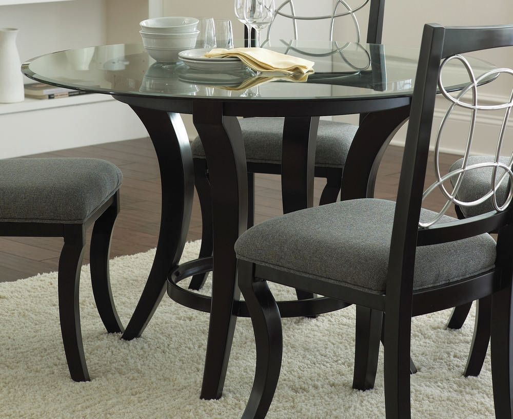 15++ Small glass top dining sets Top