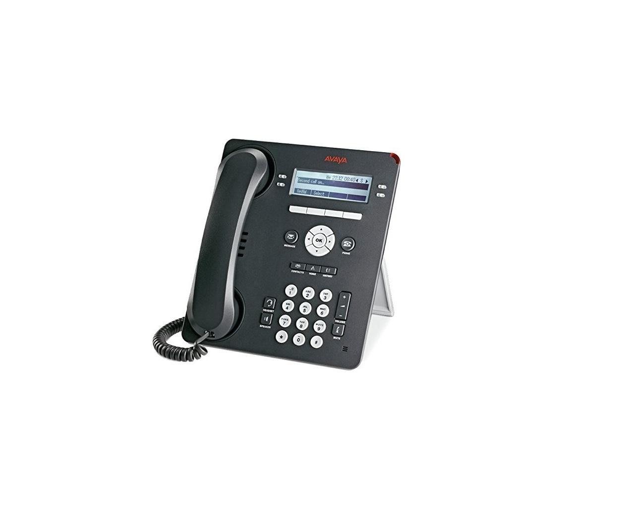 Avaya 9504 Digital Telephone Phone 700500206 For IP Office Charcoal ...