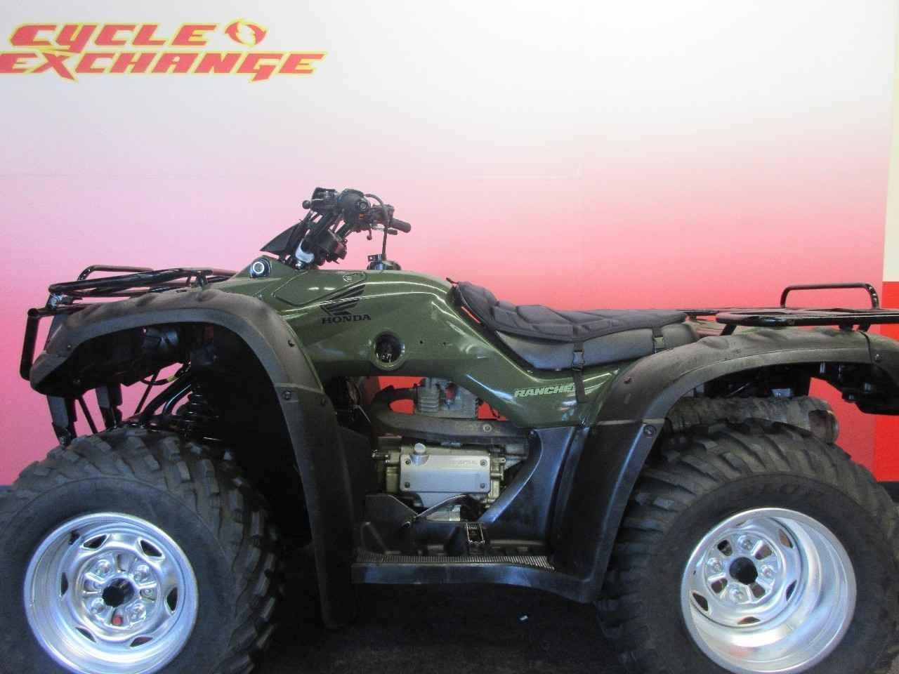 Used 2005 Honda TRX 400 Rancher ATVs For Sale in Georgia. 2005 Honda TRX 400
