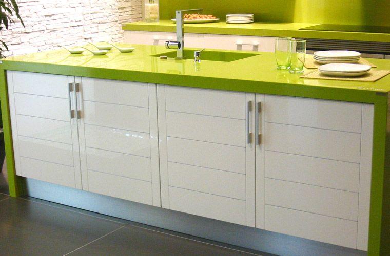 Cocina modelo silver modelos de puertas de cocinas for Modelos de puertas de cocinas modernas