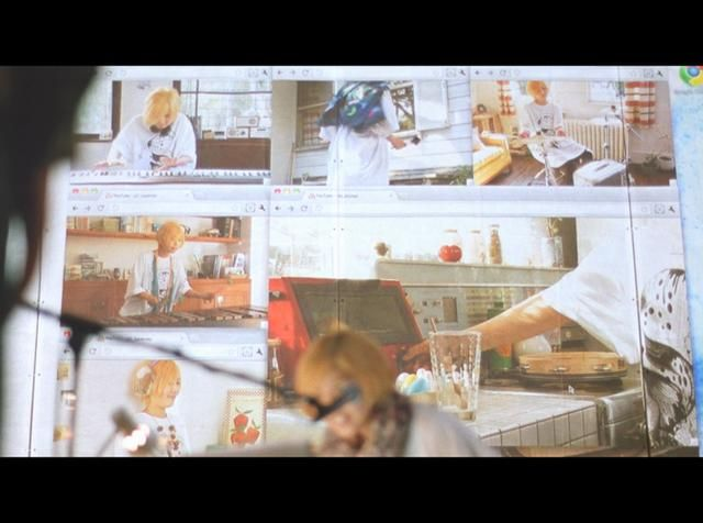 "Google ""Music Mix"" by Kosai Sekine. Advert for Google Chrome. Agency: W+K Tokyo"