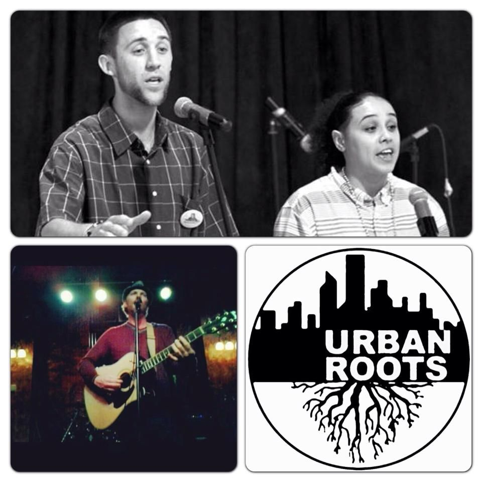 The Vine Open Mic Poetry Night at Urban Roots in OKC is where it goes down every Tuesday night.