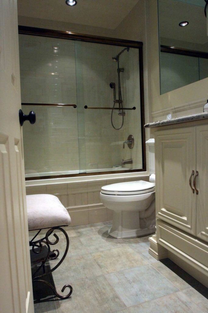 small narrow bathroom ideas with tub and shower  small