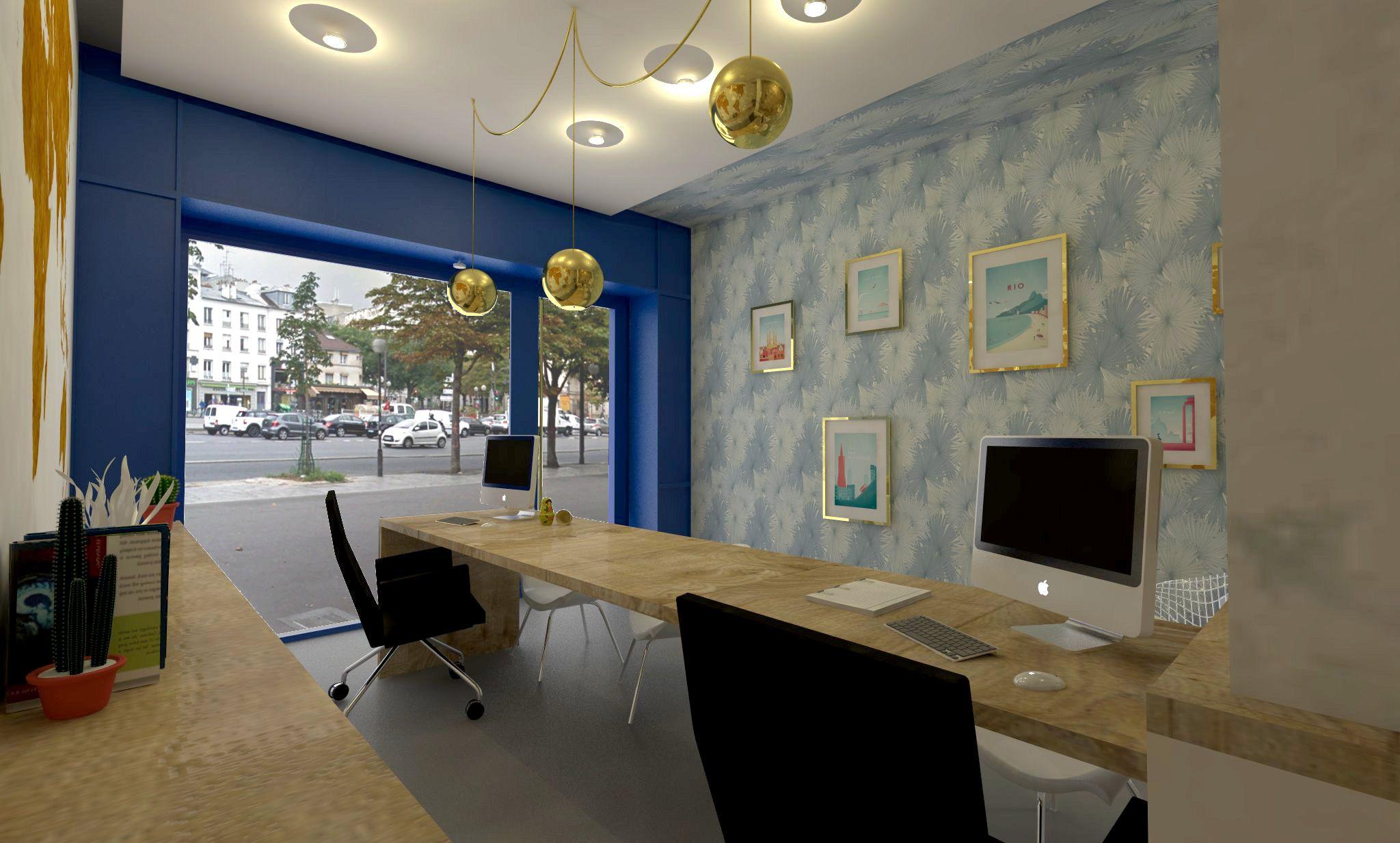 Papier Peint Pour Bureau 10h10, dixheuresdix, architecture, architecture intérieure