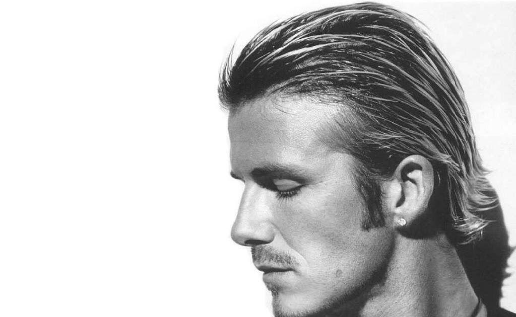 How To Get David Beckham S Long Hair David Beckham Hairstyles Using This One For Master Zakka In 2020 David Beckham Long Hair David Beckham Hairstyle Beckham Haircut