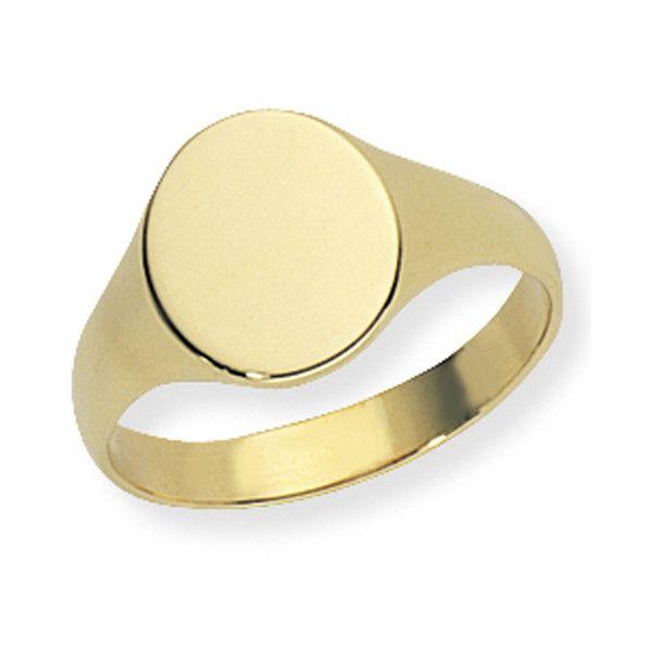 8f7aa730d0039 Mens solid 9ct Gold 11mm x 9mm oval Signet Ring - NEWBURYSONLINE ...