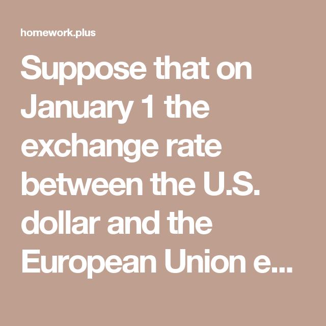 Homework com unio exchange