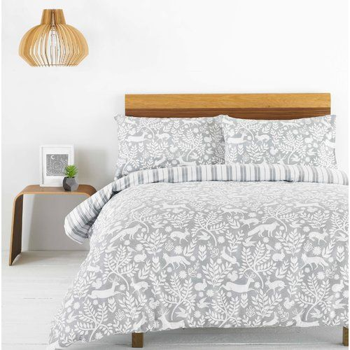 Alpen Home Southbridge Brushed Cotton Duvet Cover Set Gray Duvet Cover Duvet Cover Sets Duvet Cover Master Bedroom