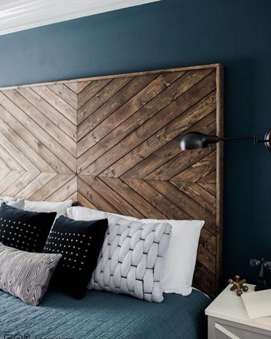 Easy Headboard Ideas Part - 38: 5 Easy DIY Headboard Ideas You Should Try U2013 My Home Decor Guide