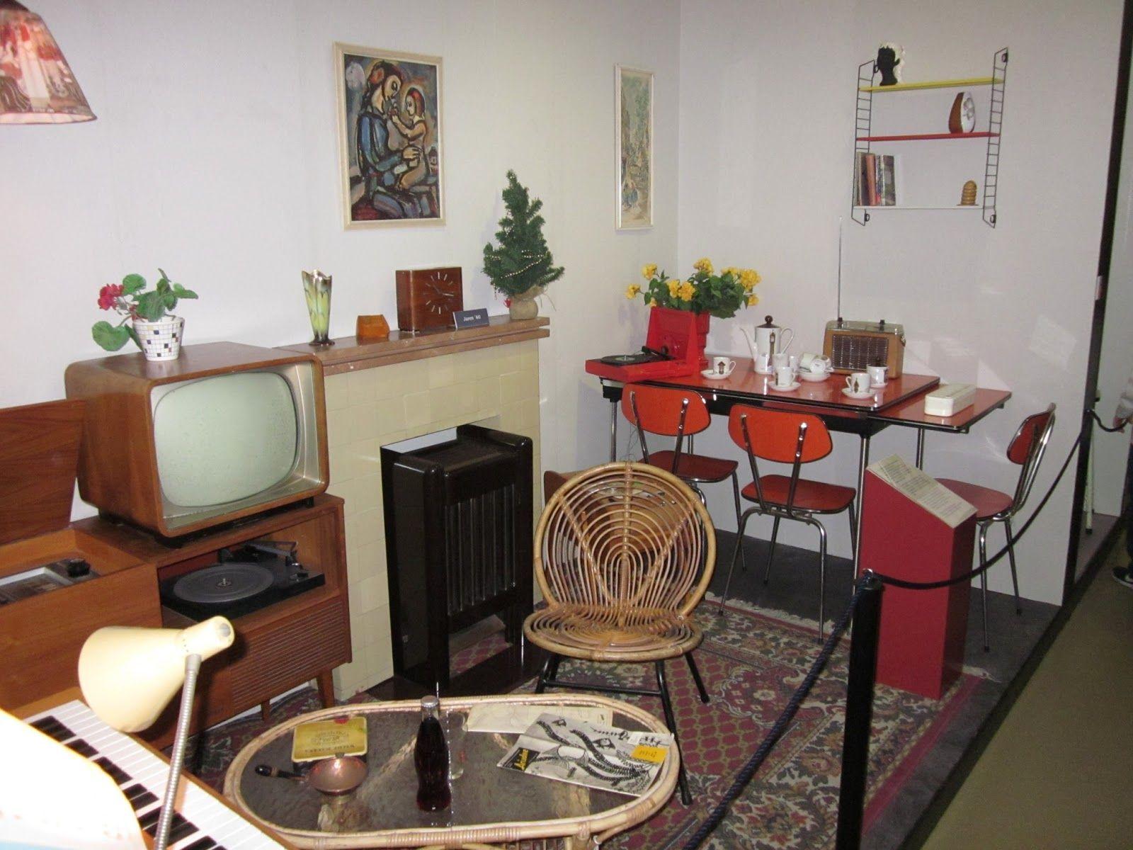 interieur jaren 60 en 70 google zoeken