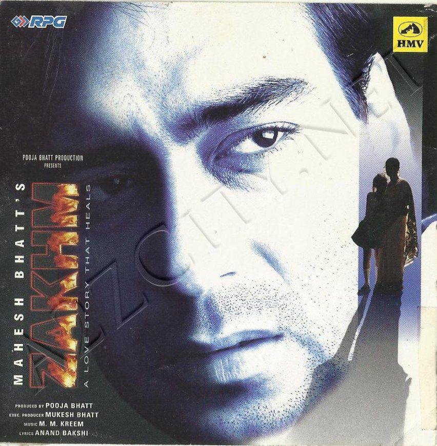 Zakhm 1998 Mp3 Vbr 320kbps Bollywood Songs Old Movies Movie Songs