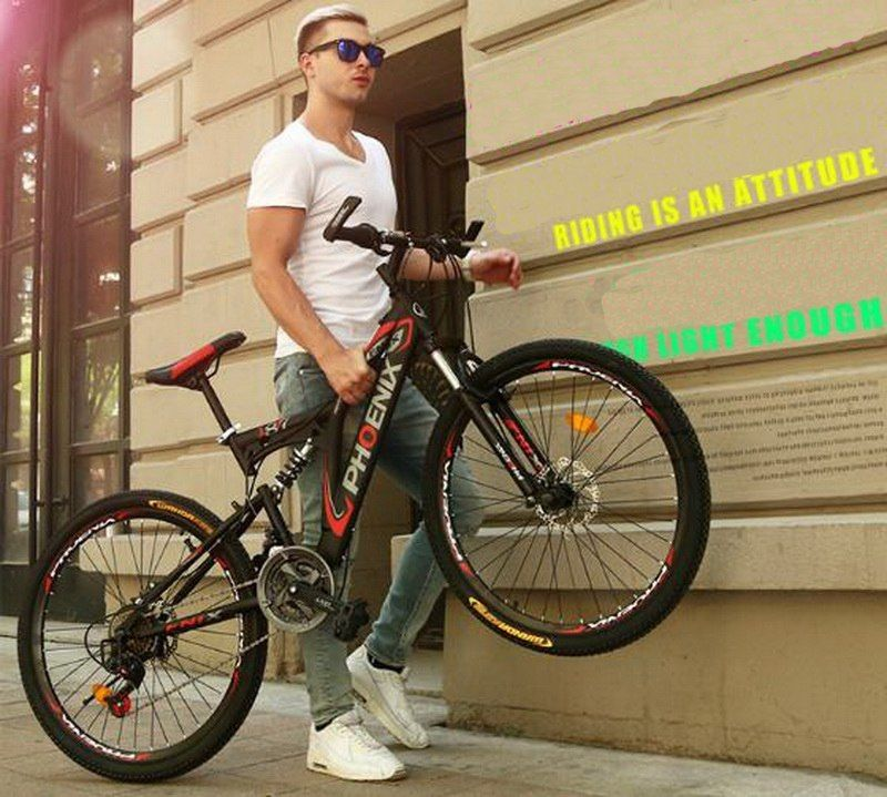 Check Price 161004 Bicycle Mountain Bike Male 24 26 Inch Disc
