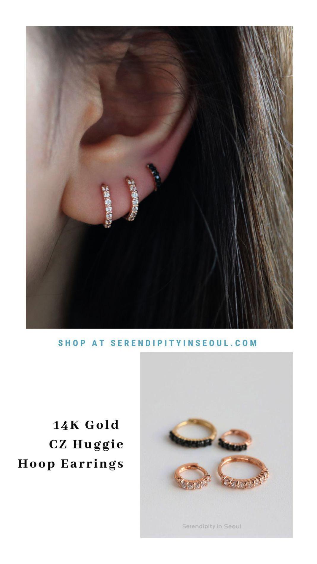 Kerala Jewellery When Diamond Hoop Earrings Gold Uk