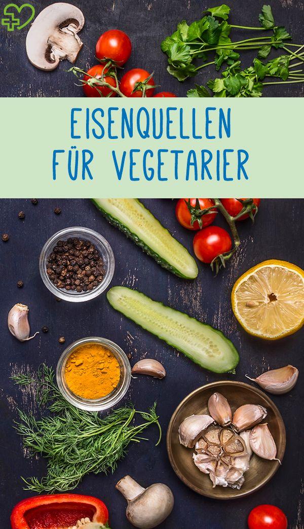 13 besonders eisenhaltige Lebensmittel für Vegetarier | Ernährung ...